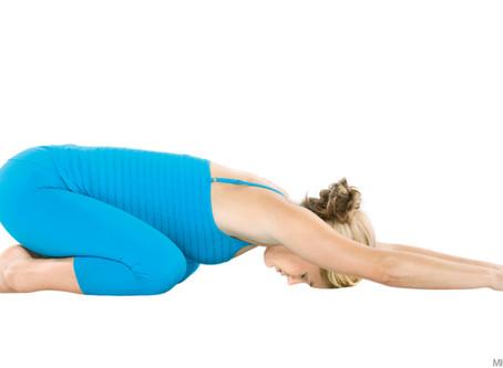 6 yoga poses to help you survive a hangover