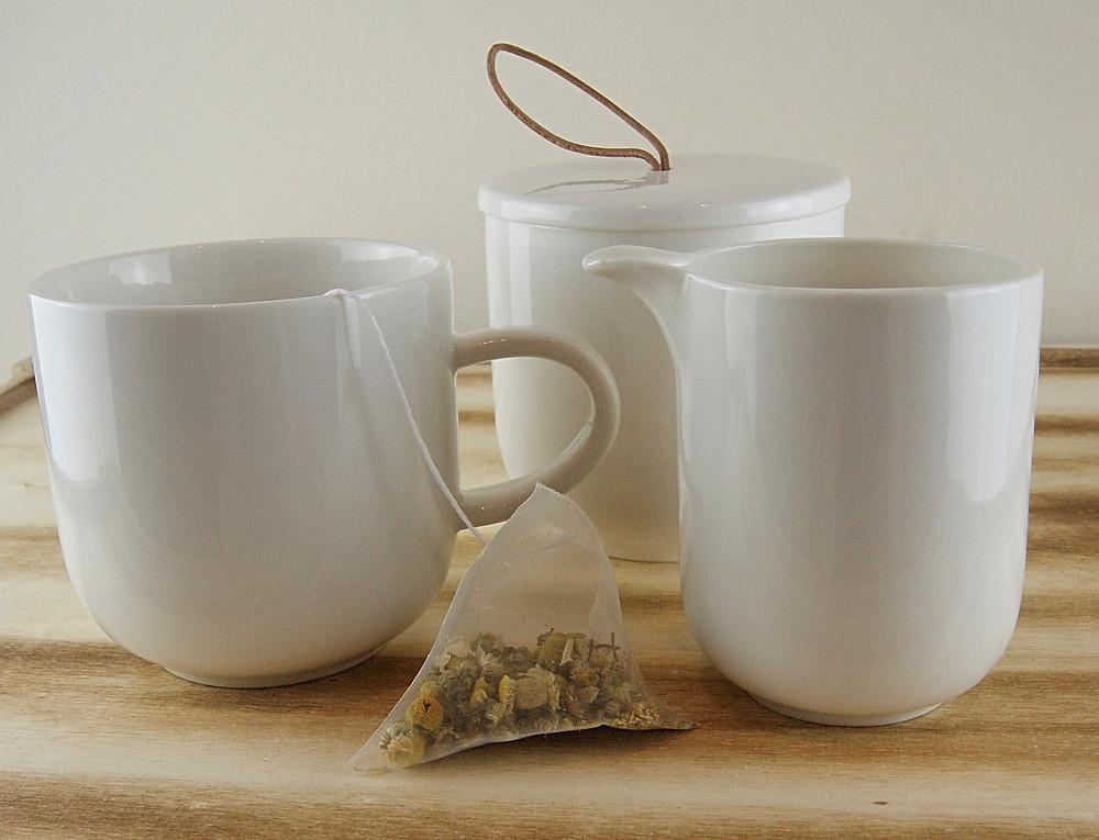 La Juniper - Bone China Tea Set