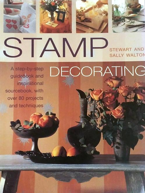 Stamp Decorating Book