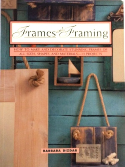 Frames and Framing Book