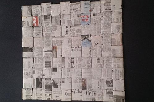 Newspaper Mats