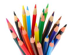 Colored pencils 1