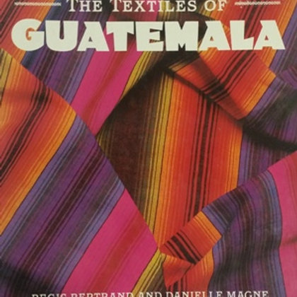The Textiles of Guatemala Book
