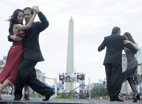 Что такое аргентинское танго?