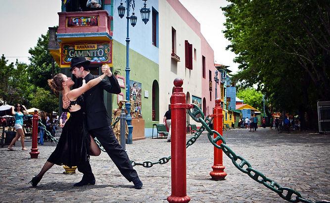 уроки танго начинающим