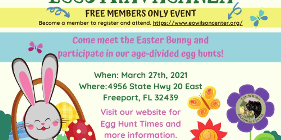 Biophilia Easter Eggstravaganza 2021