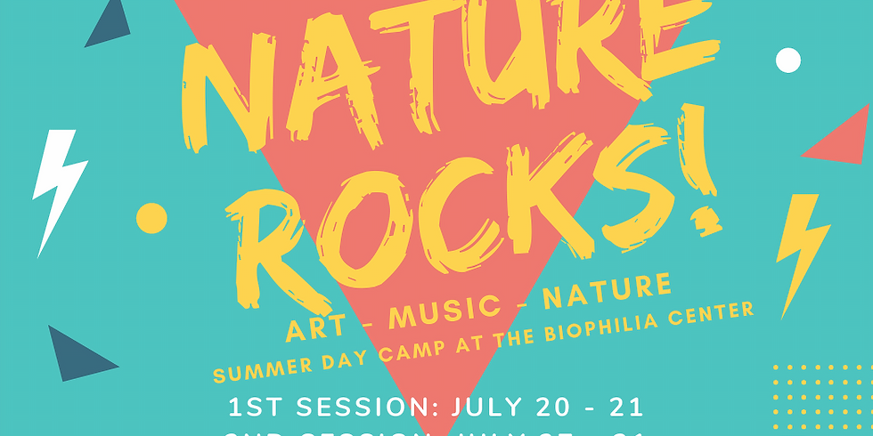 Nature Rocks! Summer Day Camp