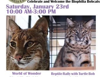 Bio-Members Only Event: Bobcats