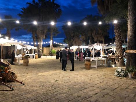 Banqueting Matrimonio Villa Genna Marsala