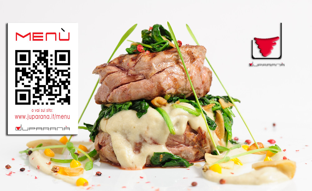 qr code menu digitale