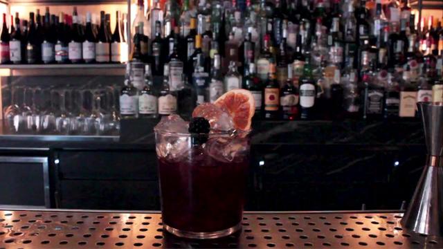 Cocktail Elisir d'occidente: la ricetta di Roberto Tranchida su Gambero rosso