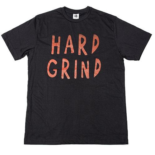 HG Stamped T Shirt - Black/Red