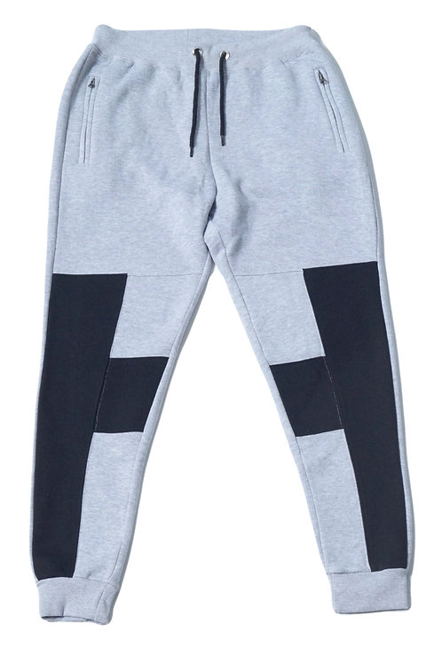 Mens HG Signature Jogger - Grey/Black
