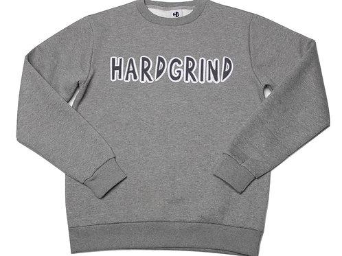 HG Classic Crew Neck -Grey/Dark Grey/White (1of 1 Sample)