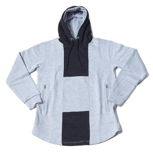 Mens HG Signature Hoodie - Grey/Black