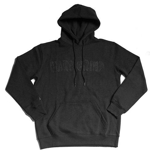 Mens HG Classic Pullover Hoodie - Black/Black/Black (BHM)