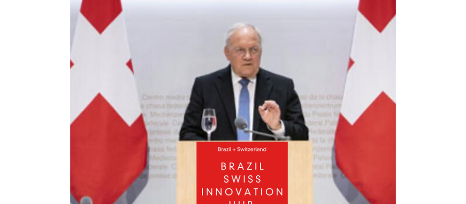 Former Swiss president sees the country leading in DLT and technology of the future