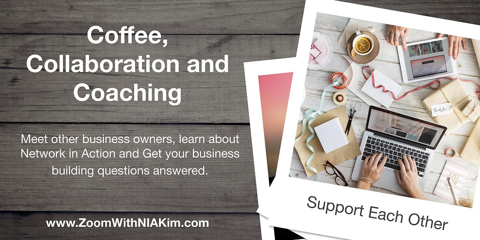 Coffee, Coaching and Collaboration