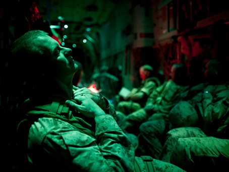 Should You Start 'Strategic Napping?' The U.S. Army Says It Could Help Performance