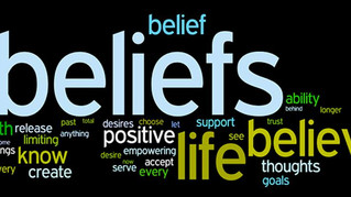 Beliefs Are The Sum Of Our Experiences