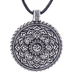 Vintage Wicca Flower of Life Sacred Geom