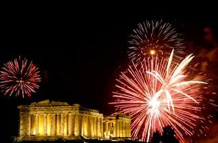 ET Experience - Acropolis Parthenon 31 Dec 2012