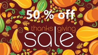 Psychic gr - Thanksgiving 50% Off Sale