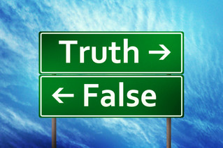 What Is Truth Or False