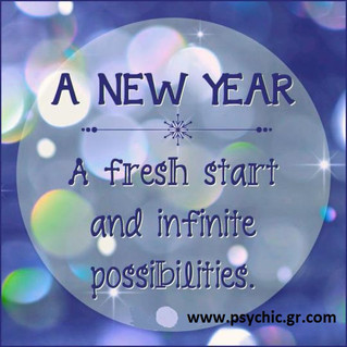 Psychic.gr New Year Message