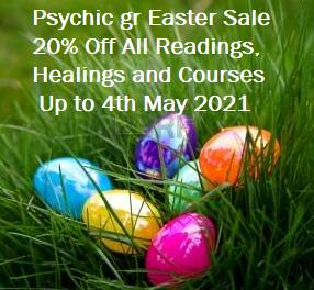 Psychic gr Easter Sale