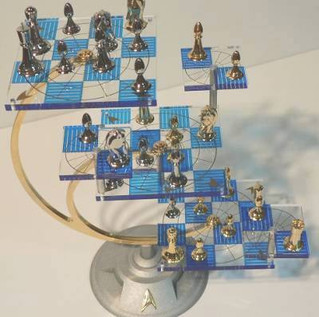 The Multi Level Chess Game Of Power