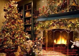 Christmas Begins In God's Heart
