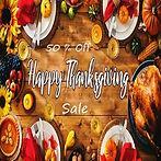 Psychic gr - Happy Thanksgiving 50 PC Of
