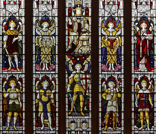 The Nine Choirs Of Angels