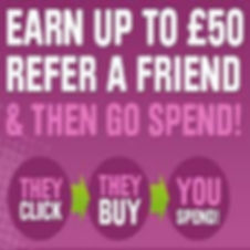 Psycgic gr - Refer A Friend 50% Discount