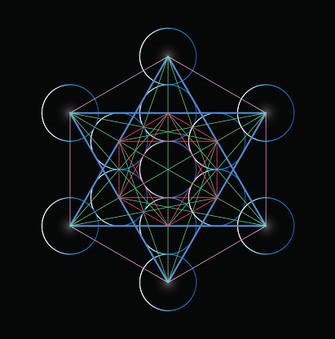The Metatron's Cube