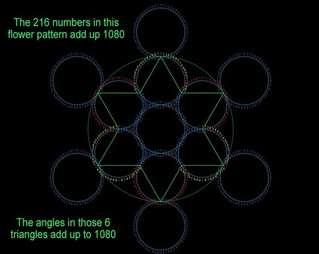 216 Is The Matrix Of Creation