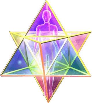The Star Tetrahedron Merkaba