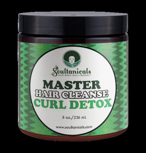 MASTER HAIR CLEANSE- CURL DETOX