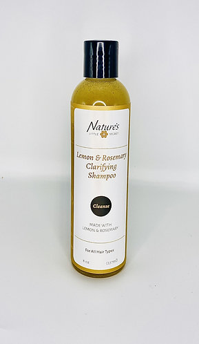 Lemon & Rosemary Clarifying Shampoo