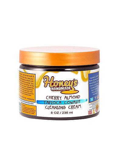 Honey's Handmade Cherry Almond Tapioca Cowash Cleansing Conditioning Cream