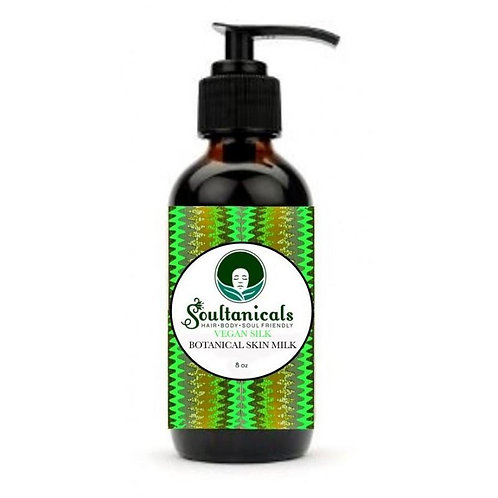 Soultanicals Vegan Silk Botanical Skin Milk Softerizer