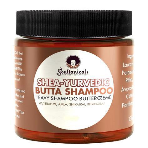 Soultanicals Shea-Yurvedic Butta Shampoo