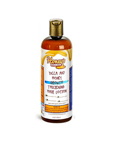 Honey's Handmade Yucca Mango & Honey Growth Thickening Lotion
