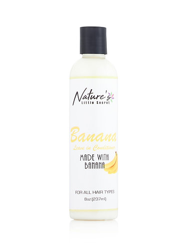 Banana Leave In Conditioner