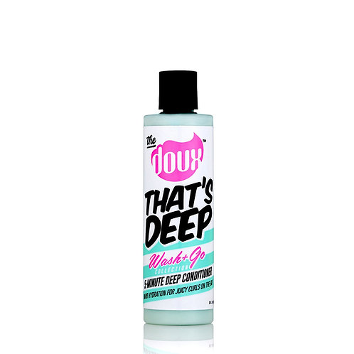 The Doux THAT'S DEEP 5-Minute Deep Conditioner