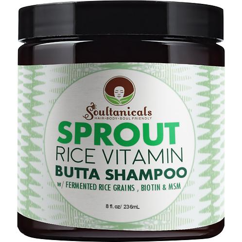 Soultanicals Sprout Rice Vitamin Butta Shampoo