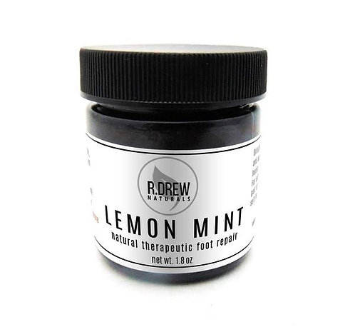 Lemon Mint Foot Balm