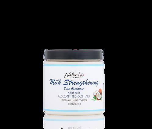 Coconut Milk Strengthening Deep Conditioner
