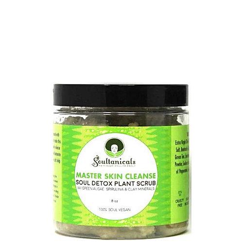 Soultanicals Detox Plant Scrub 8OZ